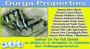 Omaxe The Lake Apartments | Omaxe New Chandigarh Plots | GBP Centrum