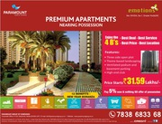 Ready to Move in Flats Noida Extension