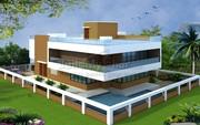 3 BHK HOME DESIGN PLAN : CONDO PRESENT BY BUILDMYGHAR