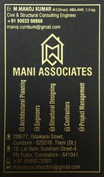 Mani associates ( civil & structural)