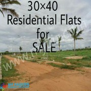 Residential SITES for available for sale at ANEKAL- 6.9 lacs